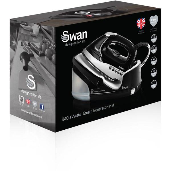 Automatic Sitemap Generator: Swan SI9021BMN Automatic Steam Generator Iron - Black