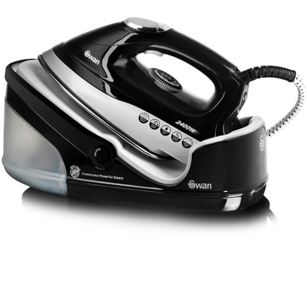 Swan SI9021BMN Automatic Steam Generator Iron - Black