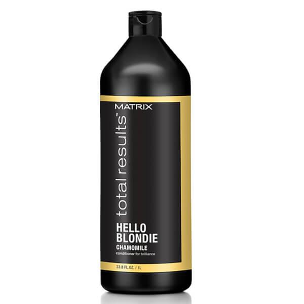 Après-shampooing Hello BlondieTotal Results Matrix(1000 ml)