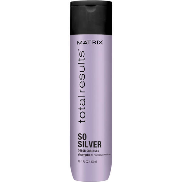 Shampooing So Silver Color Obsessed Total Results Matrix (300 ml)