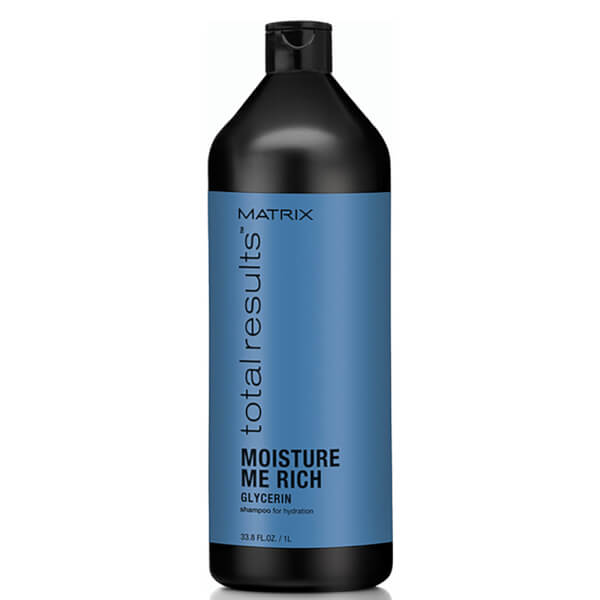 Shampooing Moisture Me Rich Total Results Matrix (1000 ml)