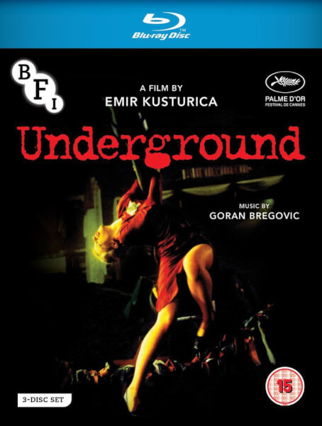 Underground  - Limited Edition