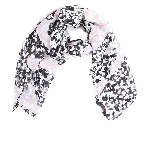 KENZO Women's Sand Camo Scarf - Pink