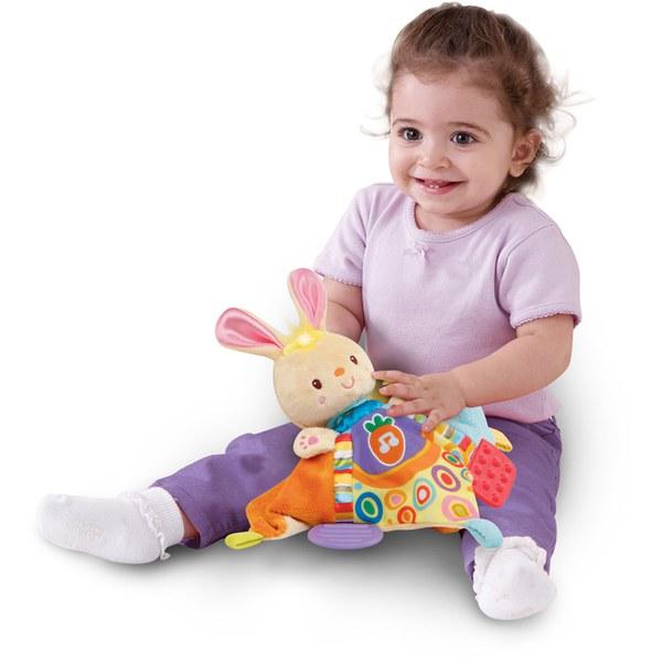 Toys For Bedtime : Vtech baby bedtime bunny comforter toys zavvi