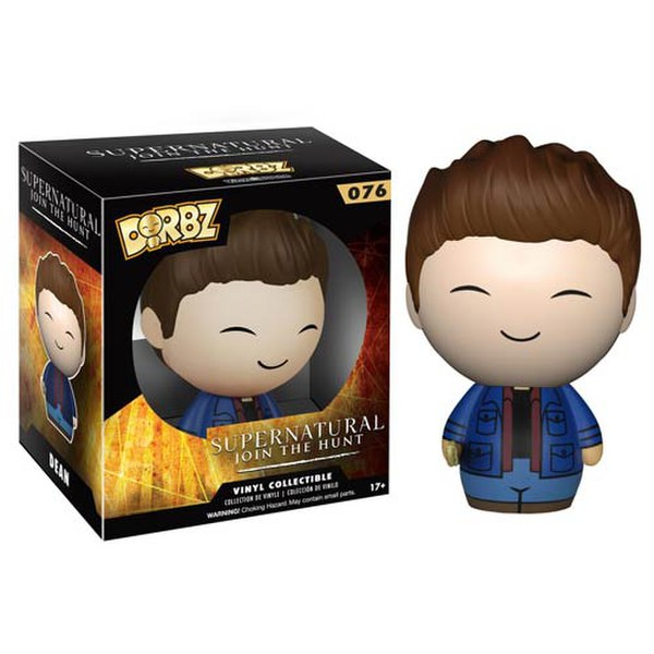 Supernatural Dean Dorbz Action Figur