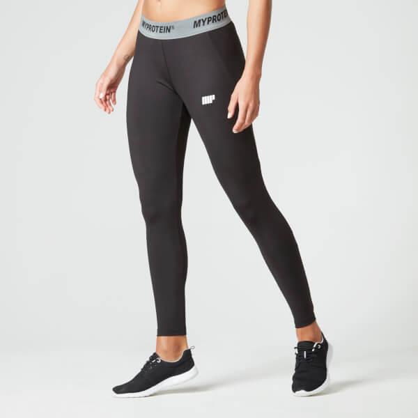 Myprotein Women S Core Leggings Black Myprotein Com