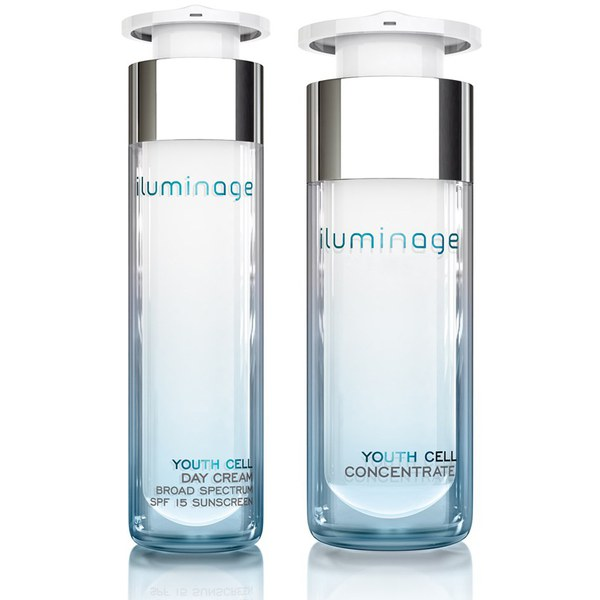 Iluminage Promotional Gift (Night Cream and Concentrate) (Worth £120.00)