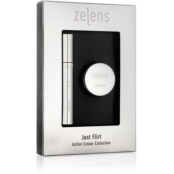 Zelens Just Flirt Active Colour Collection (Worth £70.00)