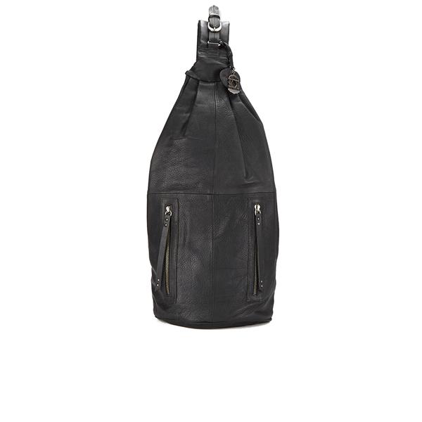 BeckSöndergaard Women's Saga Leather Backpack - Black