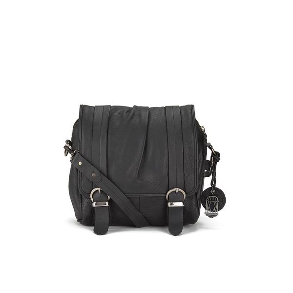 BeckSöndergaard Women's Seki Leather Crossbody Bag - Black
