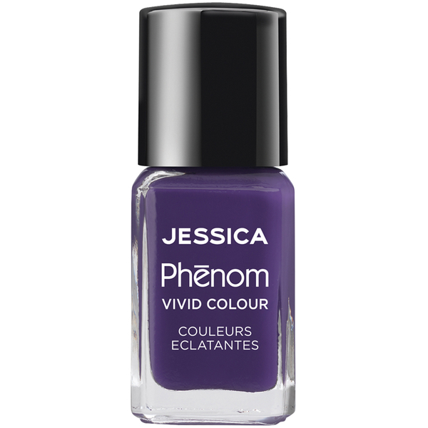 Jessica Nails Cosmetics Phenom Nail Varnish - Grape Gatsby (15ml)