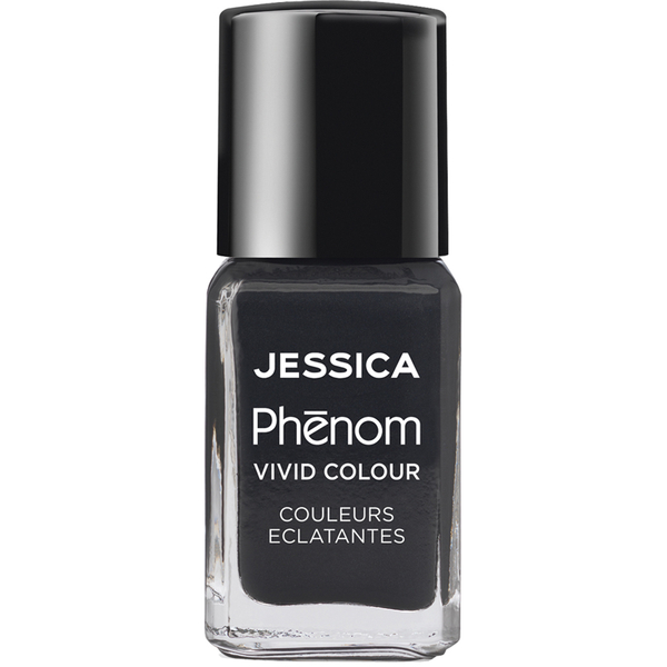 Jessica Nails Cosmetics Phenom Nail Varnish - Caviar Dreams (15ml)