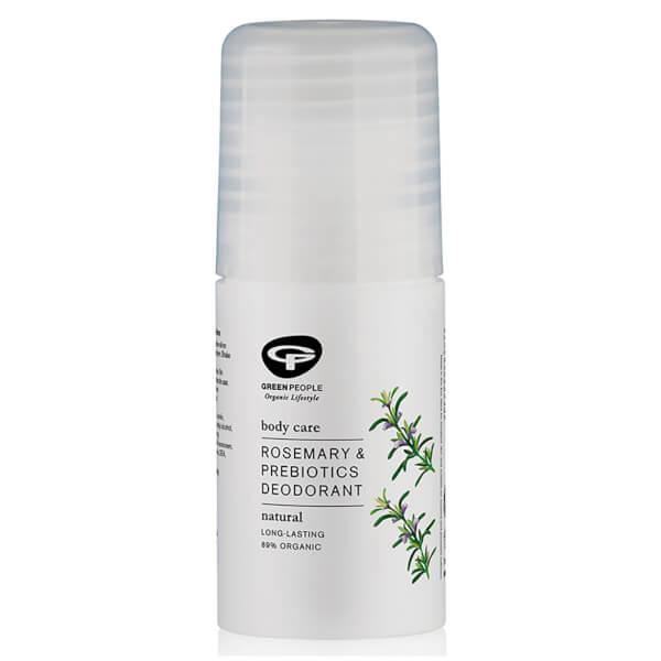Déodorant naturel au romarin Green People(75 ml)