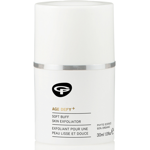 Green People Age Defy+ Soft Buff Exfoliator (30 ml)