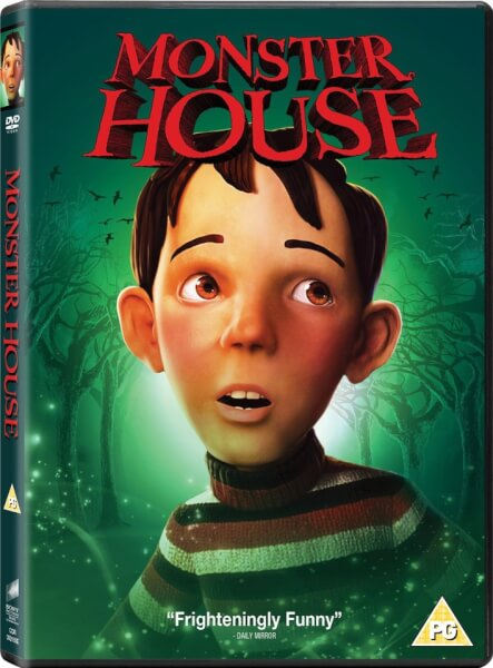 Monster House - Big Face Edition