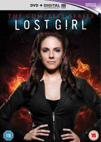 Lost Girl - Season 1-5