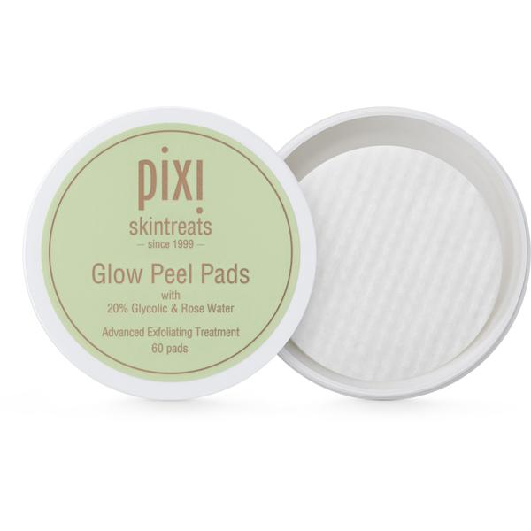 Tampons peeling brillance Pixi