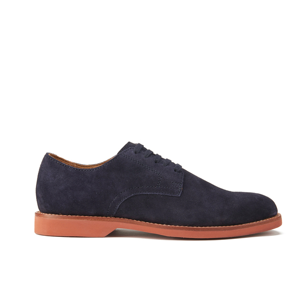 Polo Ralph Lauren Men's Cartland Suede Derby Shoes - Navy