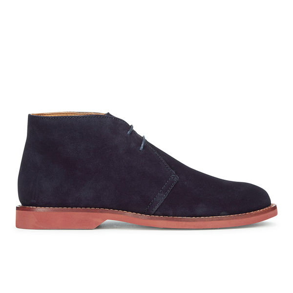 polo ralph s carsey suede desert boots navy