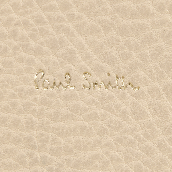 cd77aae7c6 Paul Smith Accessories Women s Small Double Zip Leather Tote Bag - Cream   Image 3