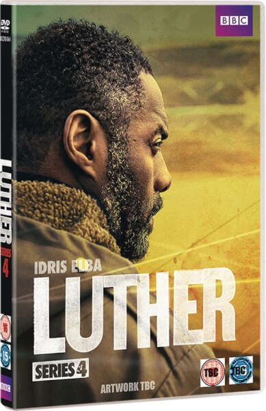 Luther - Series 1-4