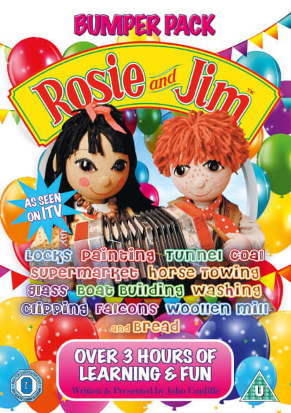 Rosie and Jim - Bumper Pack 1