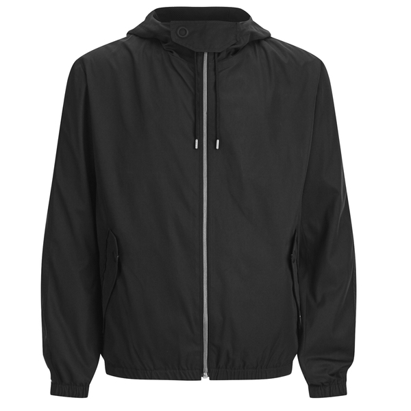 HUGO Men's Bakor1 Zipped Jacket - Black