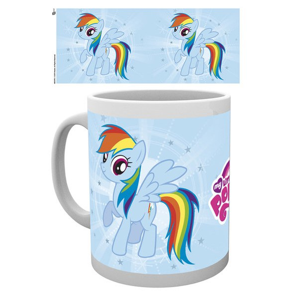 My Little Pony Rainbow Dash Burst - Mug
