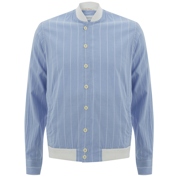 GANT Rugger Men's Windblown Oxford Shirt - Sea Blue