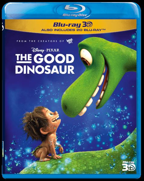 The Good Dinosaur 3D (Includes 2D Version)