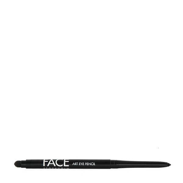 Art Eye Pencil FACE Stockholmen noir