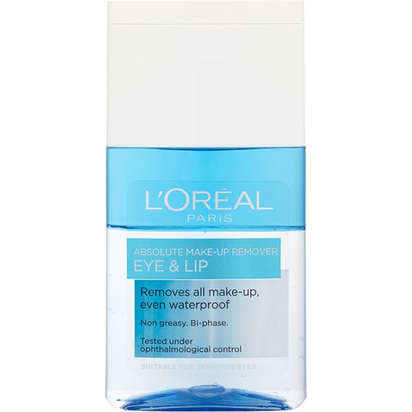 Démaquillant yeux et lèvres Absolute L'Oréal Paris 125 ml