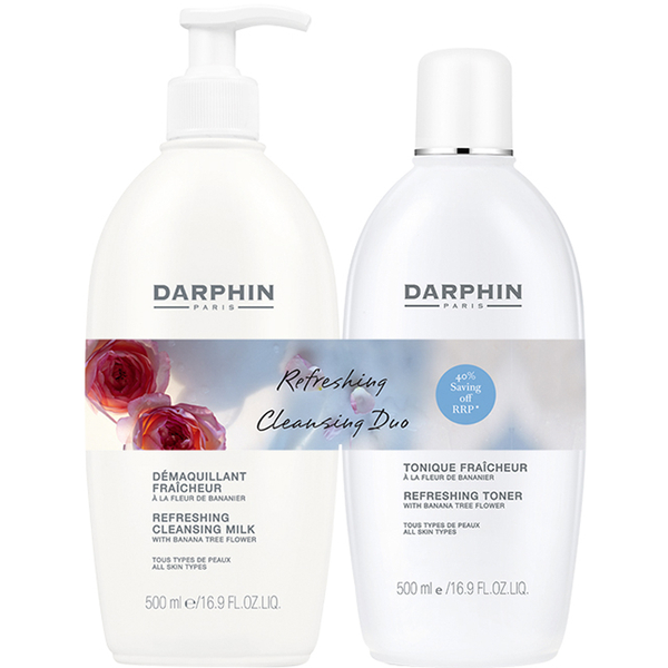 Darphin Refreshing Duo (Worth £100.00)