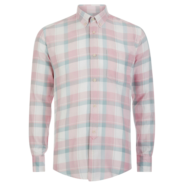 Our Legacy Men 39 S 1940 39 S Shirt Pink Check Free Uk