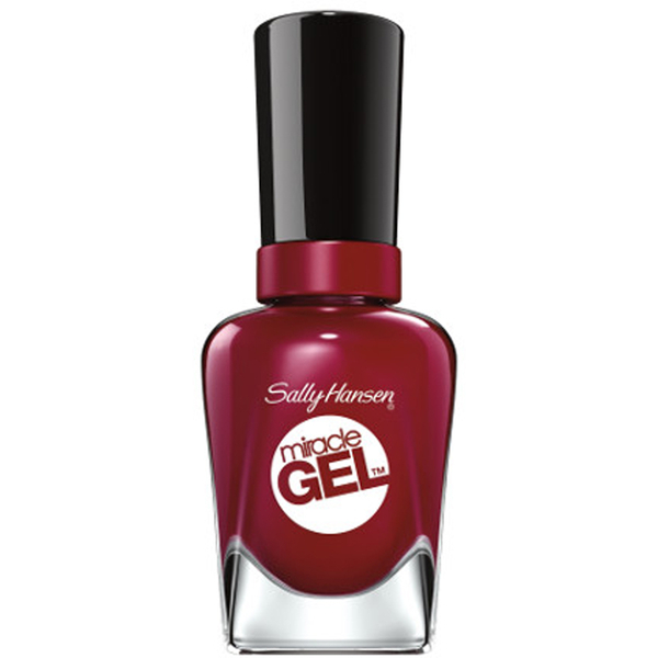 Vernis à ongles Miracle Gel Sally Hansen - Dig Fig 14,7 ml