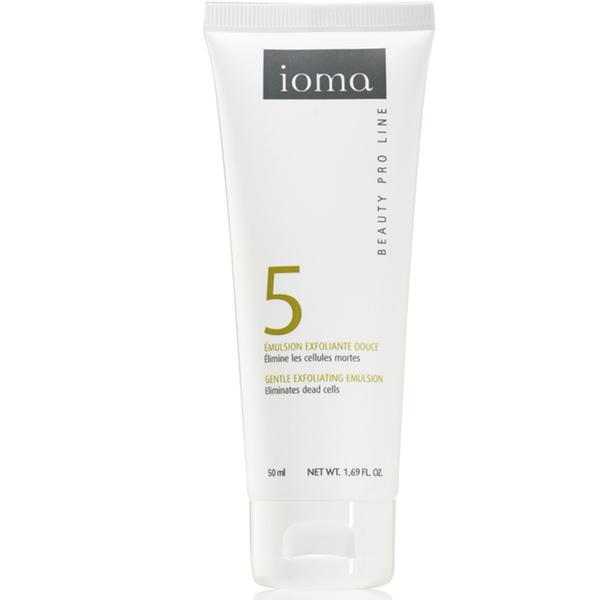 IOMA 5 Emulsion Exfoliante douce