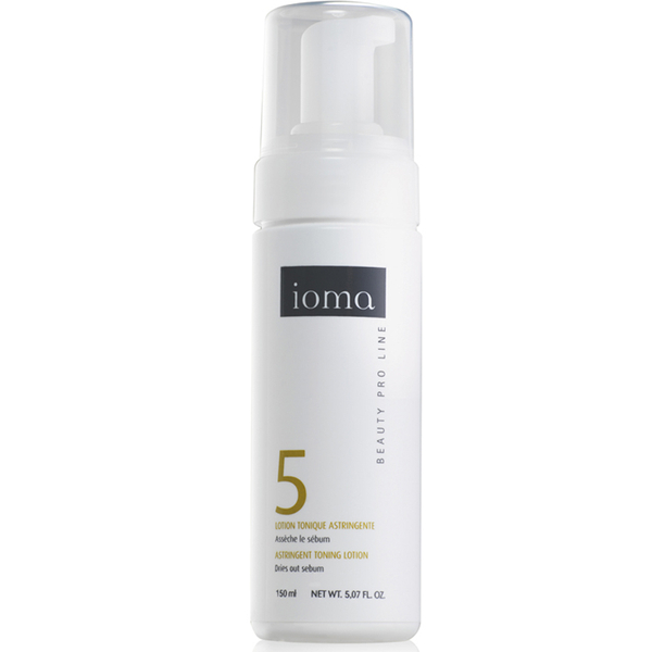 IOMA 5 Lotion Tonique Astrigente