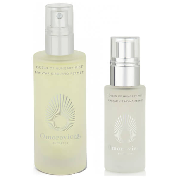 Omorovicza Queen of Hungary Mist Home and Away Duo (Worth $78.10)