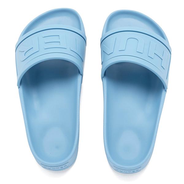 Hunter Women's Slide Sandals - Blue Sky