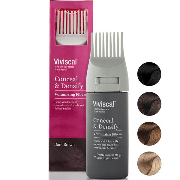 Viviscal Hair Thickening Fibres forWomen - Dark Brown