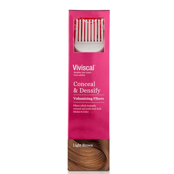 Viviscal Hair Thickening Fibres pour Women - Light Brown