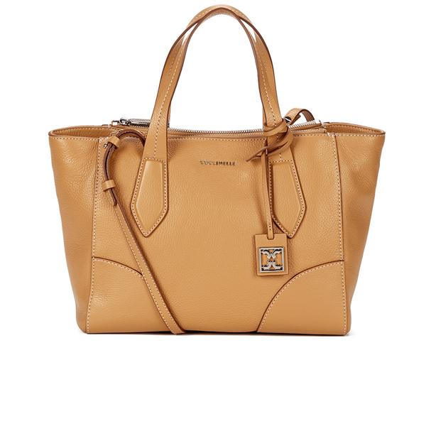 4154bad1c9 Coccinelle Women's Brad Leather Tote Bag - Light Tan: Image 1