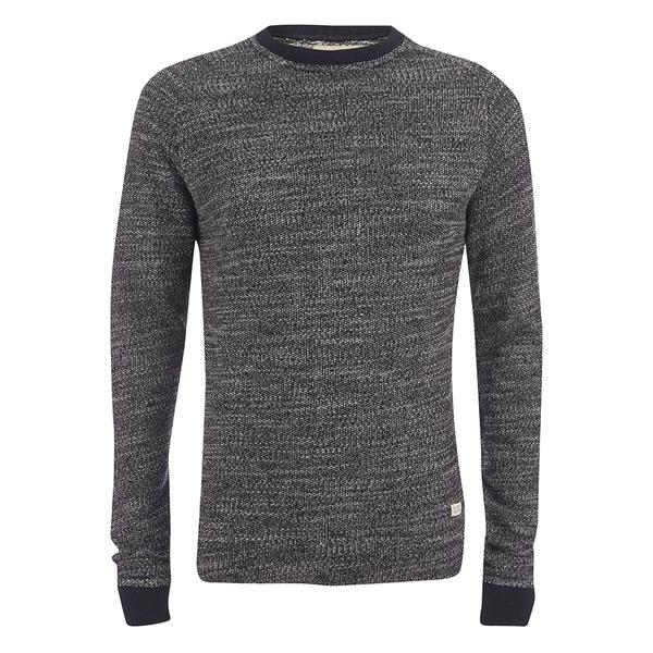 Oliver Spencer Men's Highgrove Crew Neck Sweatshirt- Charcoal