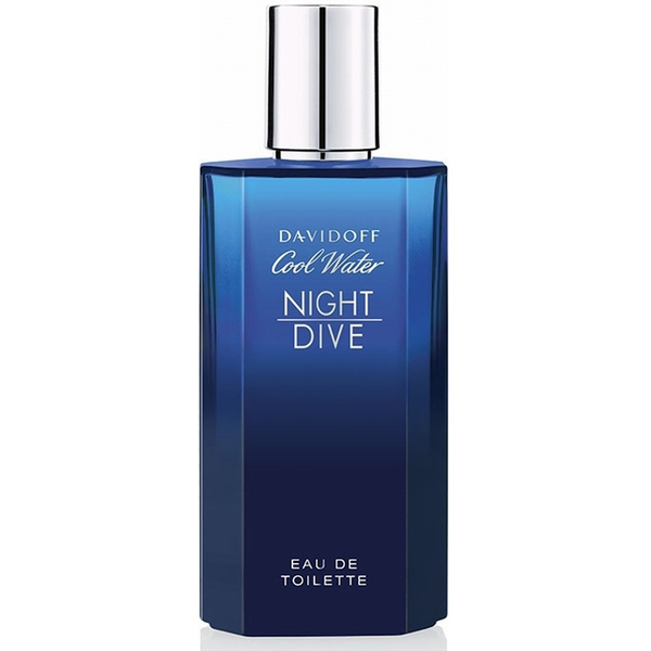 Davidoff Cool Water for Men Night Dive Eau de Toilette