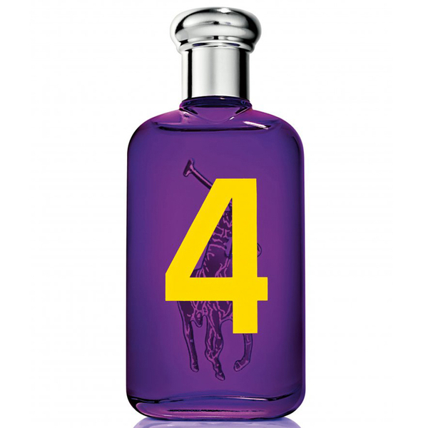Ralph Lauren Big Pony Violet N°4 Eau de Toilette 50ml