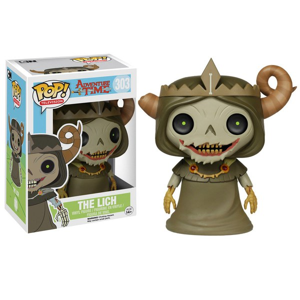 Figurine Le Lich Adventure Time Funko Pop!