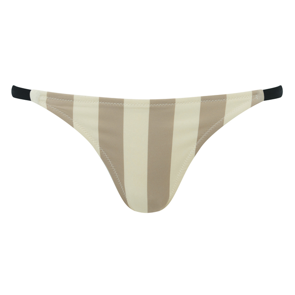 Solid & Striped Women's The Morgan Bikini Bottom - Nude & Cream