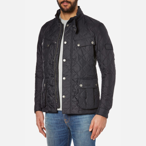 Barbour International Quilted
