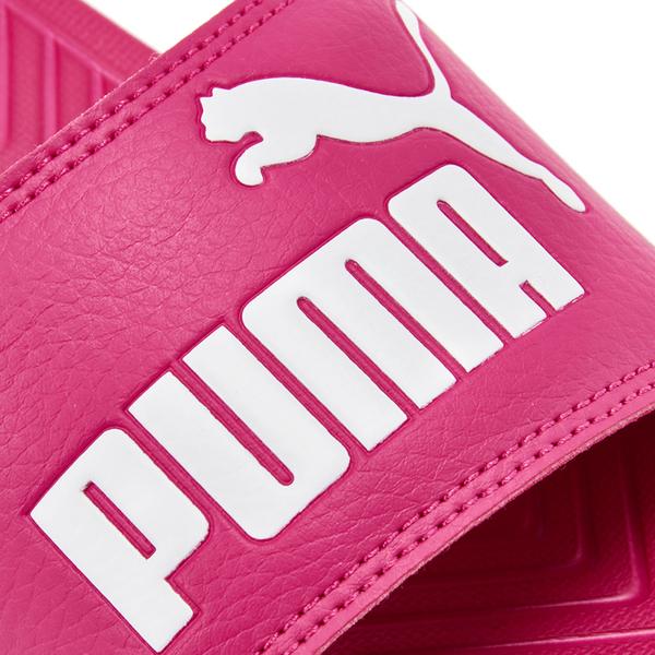 e22324ff63b Puma Women s Popcat Slide Sandals - Pink White Womens Accessories ...