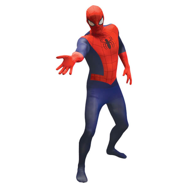 Morphsuit Adults' Marvel Spider-Man - Red/Blue